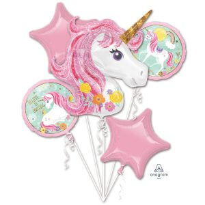 decoration ballon helium licorne