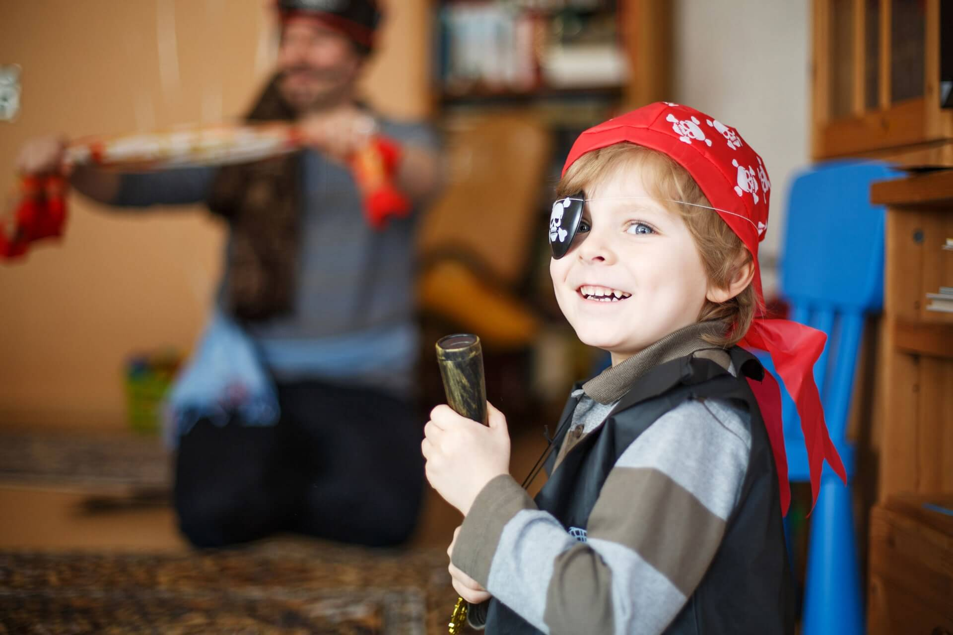 animation anniversaire pirate a bord
