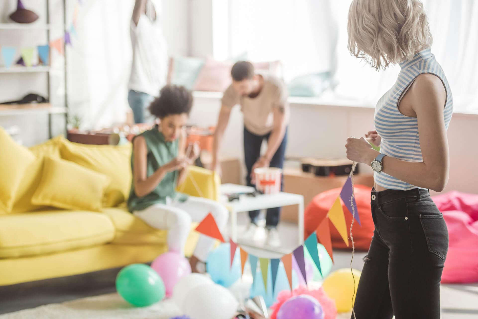 conseil organisation anniversaire enfant