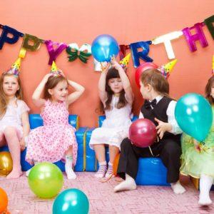 anniversaire enfant theme