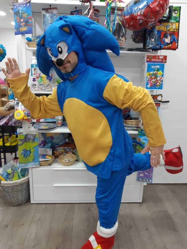 anniversaire Sonic