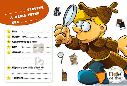carton-invitation-Détective-Etoile-de-Reve