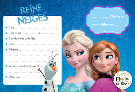 carton-invitation-Reine-des-neiges-Etoile-de-Reve