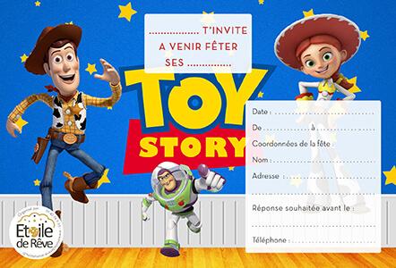 carton-invitation-Toy-story-Etoile-de-Reve