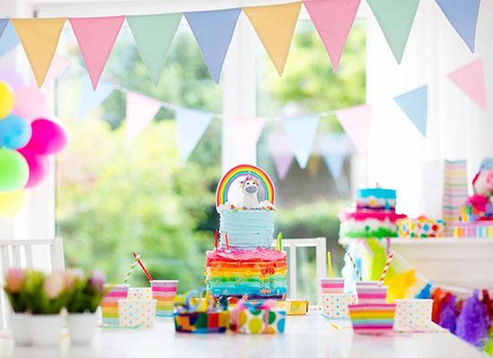 boutique anniversaire enfant paris